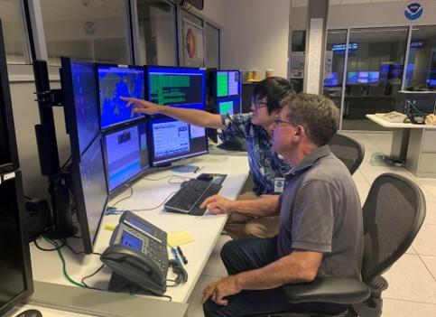 太平洋津波警告センター(PTWC)