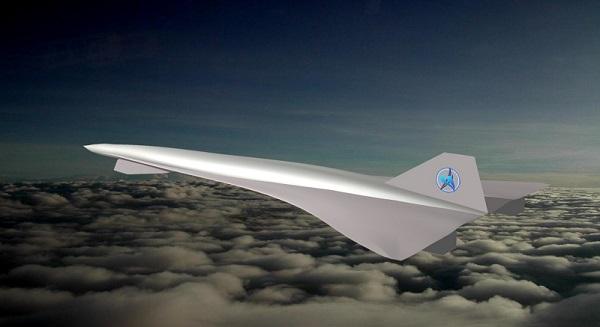 NASA主催 学生航空機設計コンテスト 国際部門1位入賞作品 (水素燃料超音速機)