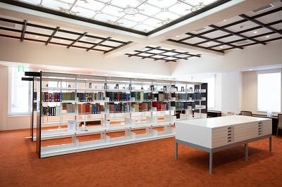 アジア研究図書館の整備1.jpg